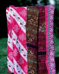 Sari Throw, Exotic